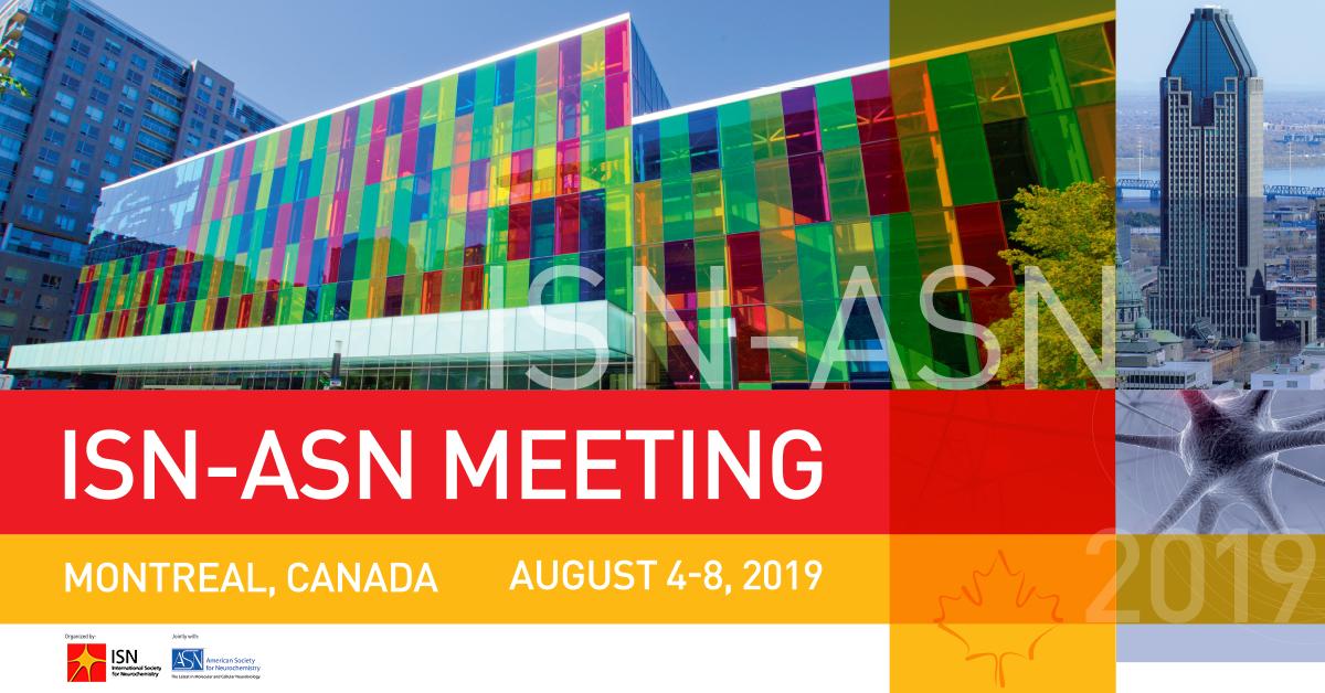 ISN - ASN Meeting 2019 - General Information